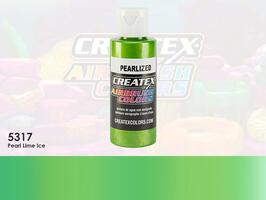 Createx Airbrush Colors im Farbton 5317 Pearl Lime Ice