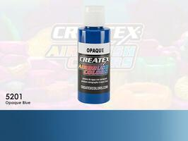 Createx Airbrush Colors im Farbton 5201 Opaque Blue