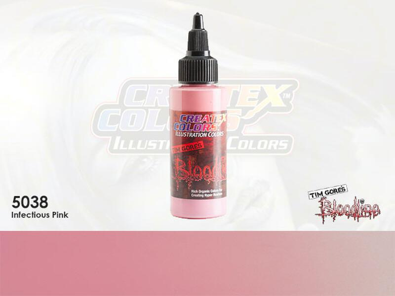 Createx Illustration Color - 5038 Infectious Pink - 30 ml
