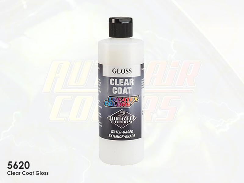 Createx - 5620 Clear Coat Gloss - 240 ml