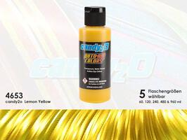 Auto Air - Candy2o - 4653 Lemon Yellow