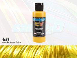 Auto Air - Candy2o - 4653 Lemon Yellow - 60 ml