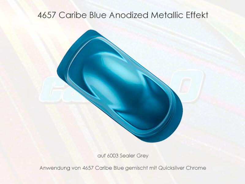 Auto Air - Candy2o - 4657 Caribe Blue - 60 ml