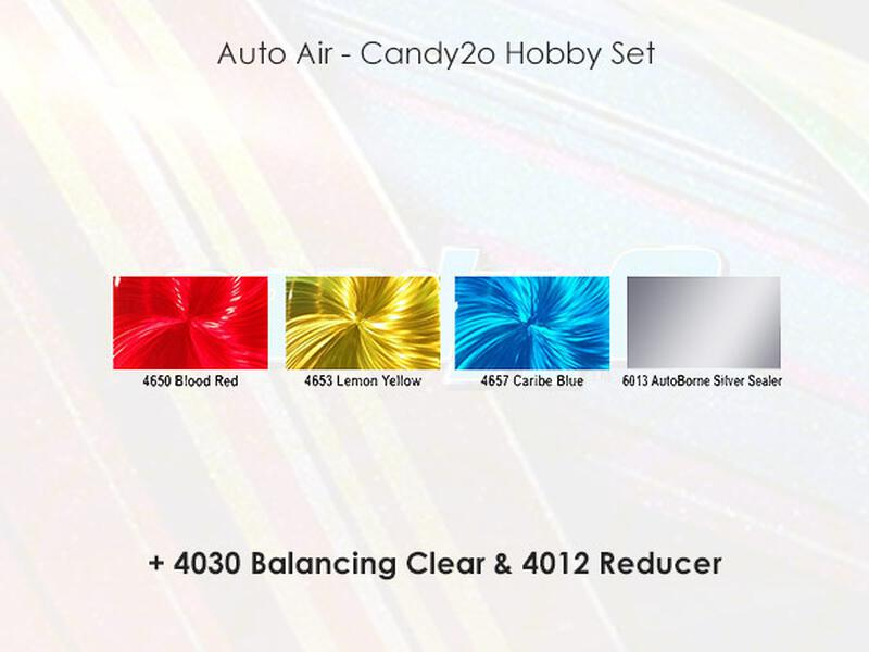 Auto Air - Candy2o - Hobby Set