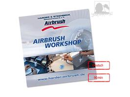 Airbrush Workshop Dvd